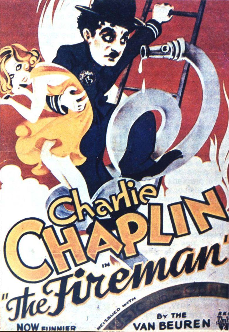 Chaplin: Fireman