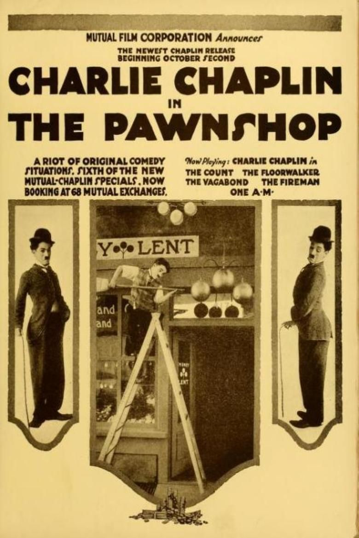 Chaplin: Pawnshop