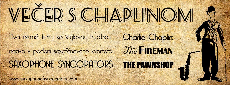 Večer s Chaplinom