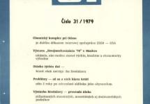 Týždeň vo filme 31/1979