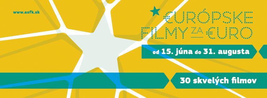 €urópske filmy za €uro