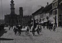 Kežmarok a Kežmarčania na historických záberoch
