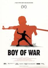Chlapec z vojny