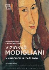 Vizionár Modigliani