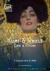 Klimt & Schiele – Eros a Psyché