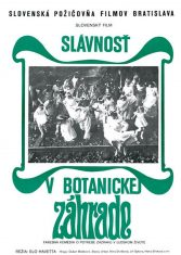 Slávnosť v botanickej záhrade