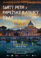 Svätý Peter a pápežské baziliky Ríma