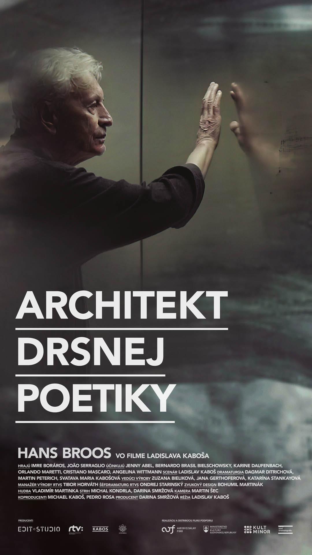 Architekt drsnej poetiky